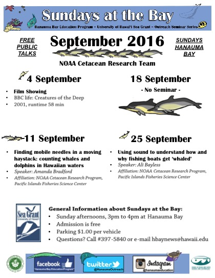 9-16_Press_flyer_Hanauma_Bay_Education_Program_September_2016_Seminars
